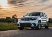 Watch Hennessey's Jeep Grand Cherokee Trackhawk HPE1200 Destroy the Quarter Mile - image 800240