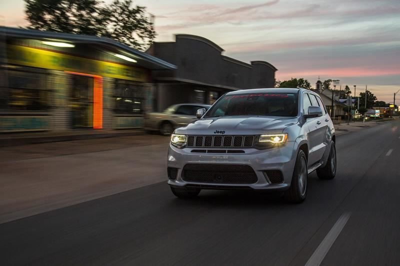 2018 Jeep Grand Cherokee Trackhawk by Hennessey - image 800262