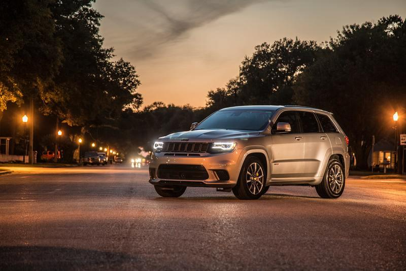 2018 Jeep Grand Cherokee Trackhawk by Hennessey - image 800264