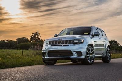 2018 Jeep Grand Cherokee Trackhawk By Hennessey Top Speed