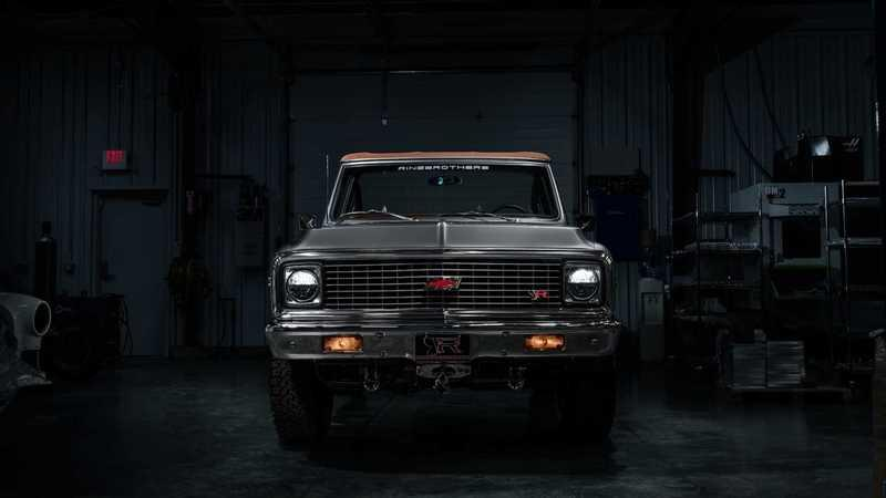 2018 K5 Chevy Blazer Restomod by Ringbrothers