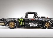 Ken Block's New AWD F-150-Based Hoonitruck Is Ford GT Crazy - image 802011