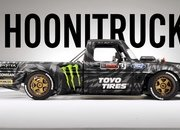 Ken Block's New AWD F-150-Based Hoonitruck Is Ford GT Crazy - image 802012