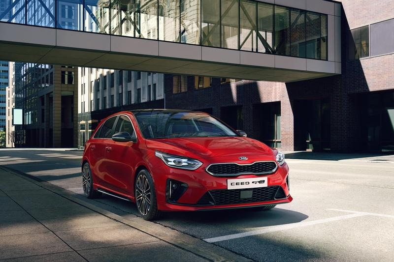 The Kia Ceed GT Line is the Solution for Those that Want to Look Fast but Go Slow