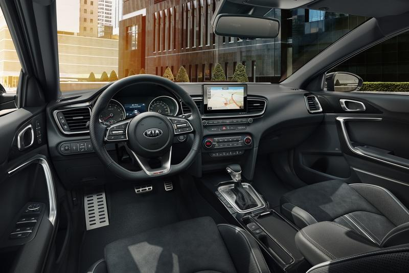 2019 Kia Ceed Gt Line Top Speed