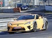 Forget Customer Requests - Lexus Needs Media Demand To Justify a Second-Gen LFA Supercar - image 800030