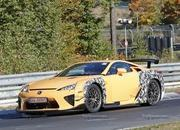 Forget Customer Requests - Lexus Needs Media Demand To Justify a Second-Gen LFA Supercar - image 800031