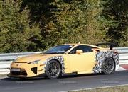 Forget Customer Requests - Lexus Needs Media Demand To Justify a Second-Gen LFA Supercar - image 800032