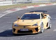 Forget Customer Requests - Lexus Needs Media Demand To Justify a Second-Gen LFA Supercar - image 800043