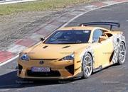 Forget Customer Requests - Lexus Needs Media Demand To Justify a Second-Gen LFA Supercar - image 800044