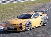 Forget Customer Requests - Lexus Needs Media Demand To Justify a Second-Gen LFA Supercar - image 800045