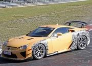 Forget Customer Requests - Lexus Needs Media Demand To Justify a Second-Gen LFA Supercar - image 800046