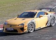 Forget Customer Requests - Lexus Needs Media Demand To Justify a Second-Gen LFA Supercar - image 800048