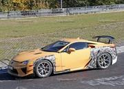 Forget Customer Requests - Lexus Needs Media Demand To Justify a Second-Gen LFA Supercar - image 800022