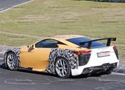 Forget Customer Requests - Lexus Needs Media Demand To Justify a Second-Gen LFA Supercar - image 800025