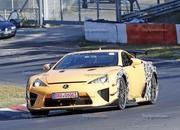 Forget Customer Requests - Lexus Needs Media Demand To Justify a Second-Gen LFA Supercar - image 800029