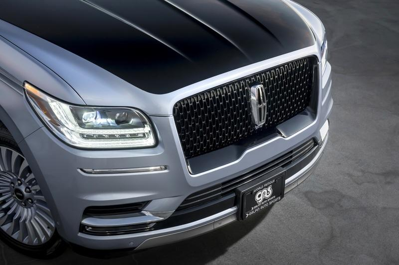 2019 Lincoln Black Label Navigator Top Speed