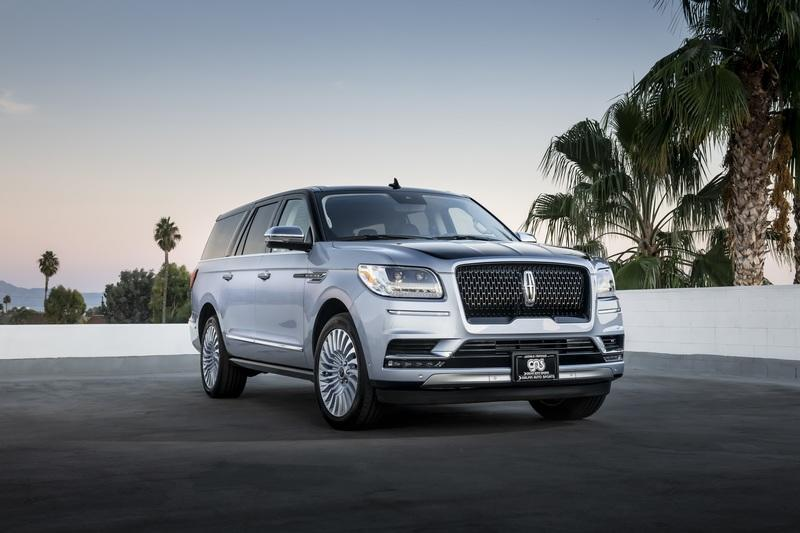2019 Lincoln Black Label Navigator