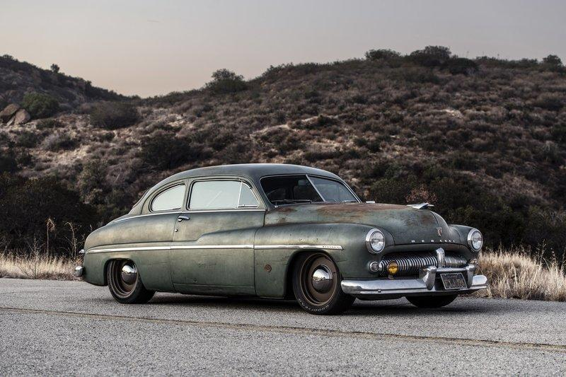 1949 Lincoln Mercury Coupe EV by ICON