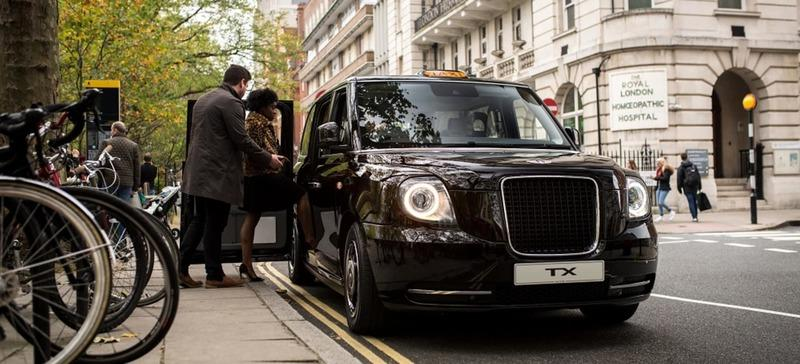 London Electric Vehicle Company's TX eCity Taxi Will be Expensive and Offer High-End Features
