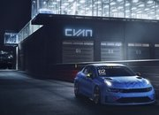 2018 Lynk & Co 03 TCR Road Car Concept by Cyan Racing - image 801173