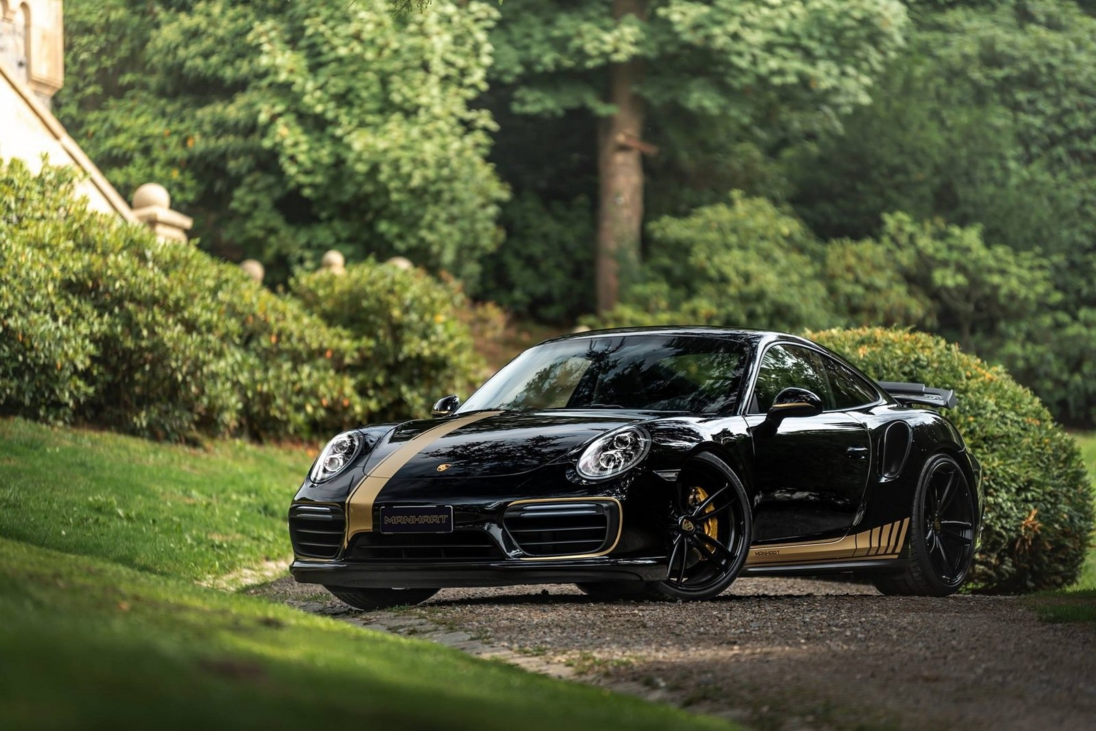 Model Cars For Sale >> 2018 Porsche 911 Turbo By Manhart | Top Speed