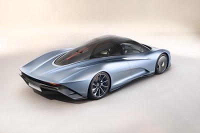 2019 McLaren Speedtail