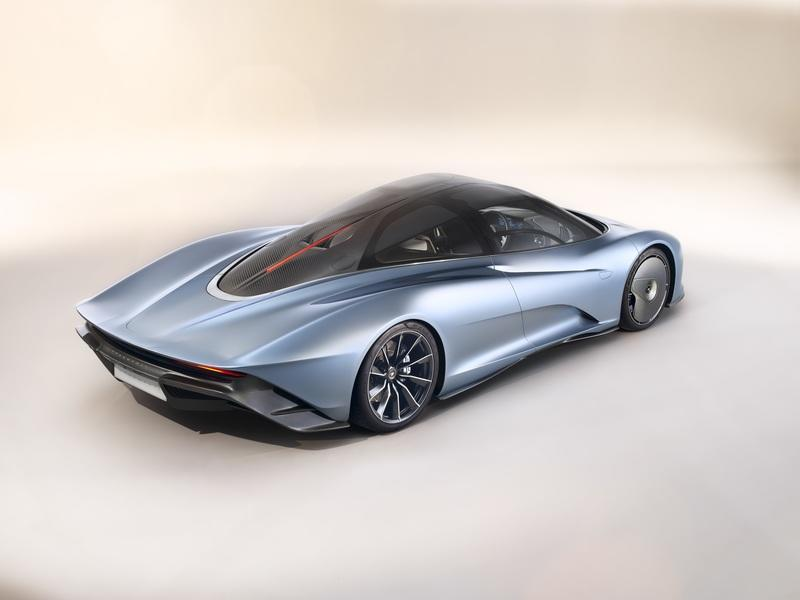 The McLaren Speedtail Sets a New Company Standard that Will Be Hard to Beat Exterior - image 801985
