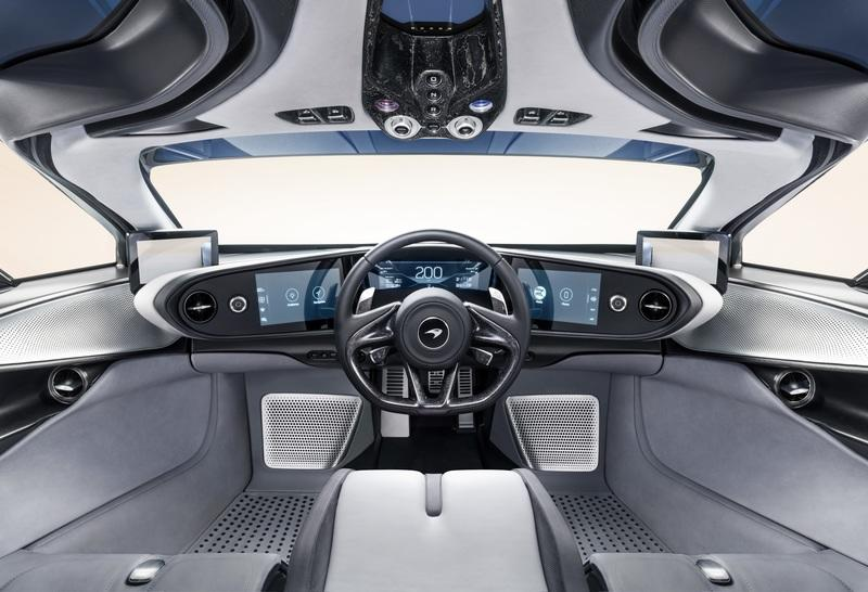 2019 McLaren Speedtail Interior - image 801992