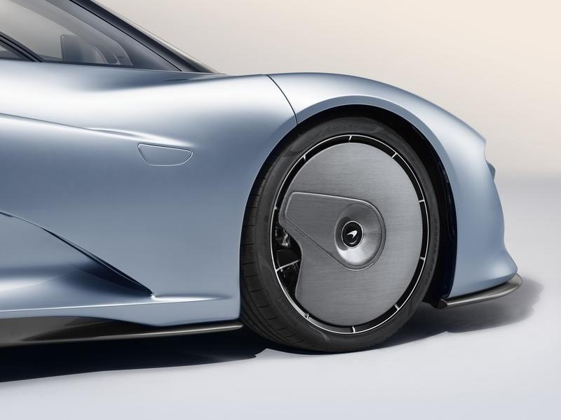 The McLaren Speedtail Sets a New Company Standard that Will Be Hard to Beat Exterior - image 801978