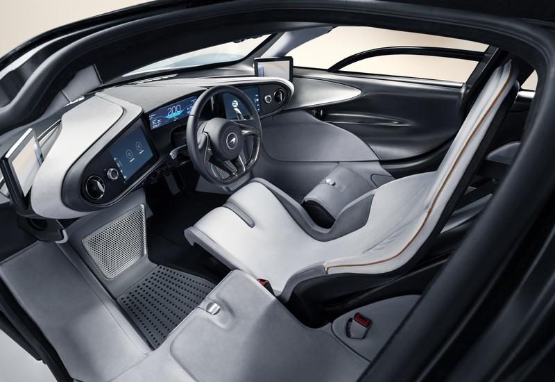 The McLaren Speedtail Sets a New Company Standard that Will Be Hard to Beat Interior - image 801975