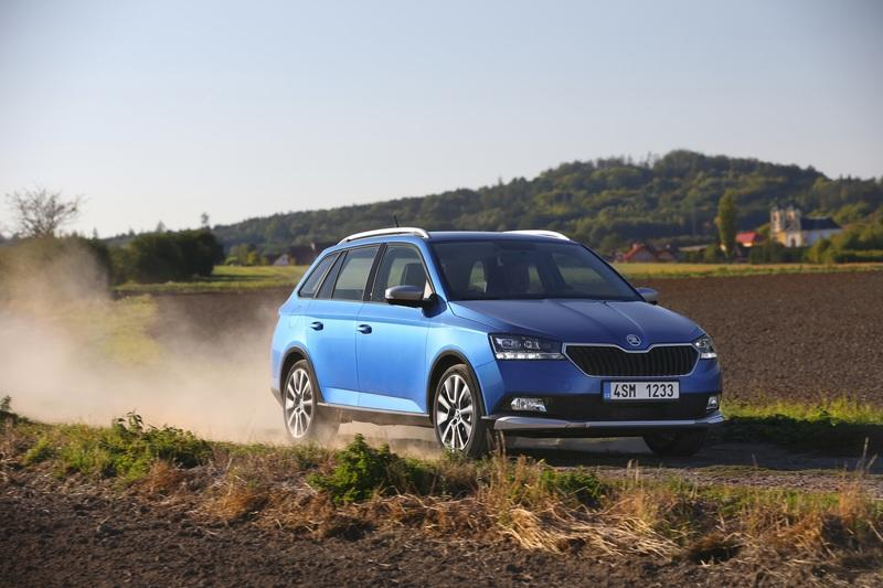 Meet the Not-So-Rugged Skoka Fabia Combi Scoutline