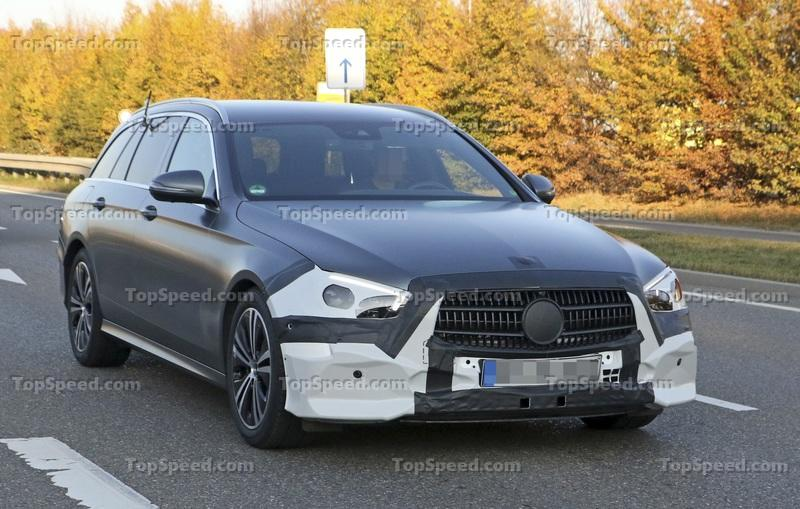 2020 Mercedes Benz E Class Top Speed