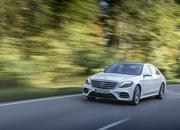 Mercedes Launches The S560e Plug-in Hybrid - image 800840
