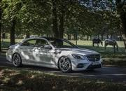 Mercedes Launches The S560e Plug-in Hybrid - image 800842