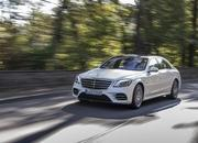 Mercedes Launches The S560e Plug-in Hybrid - image 800846
