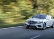 Mercedes Launches The S560e Plug-in Hybrid - image 800847