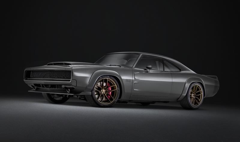 2018 Dodge Super Charger Concept