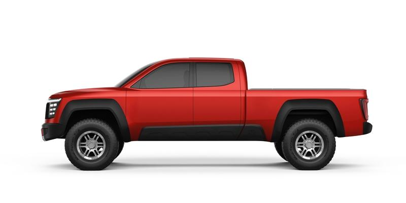 New Electric Pickup Truck from Atlis Motor Vehicles Will Take a Full Charge in 13 Minutes!