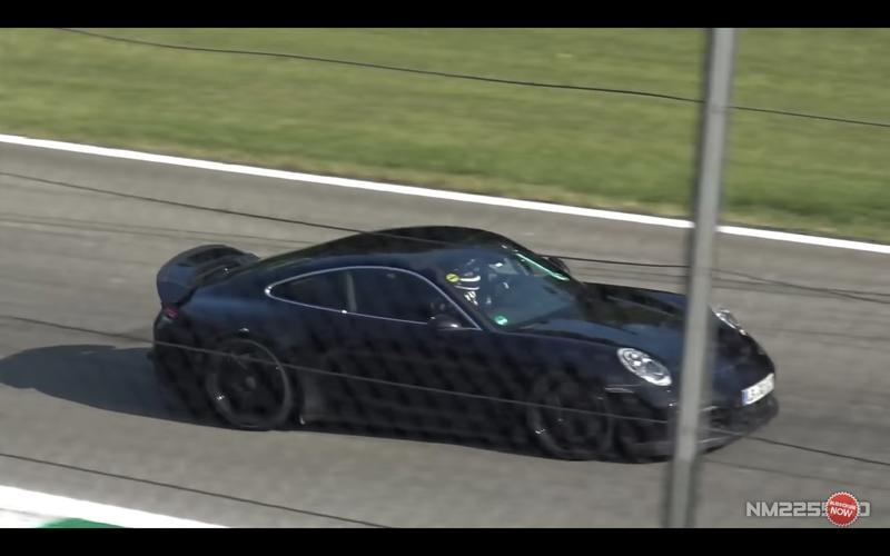 Next-Gen 2020 Porsche 911 GT3 992 Caught Testing Hard at Monza!