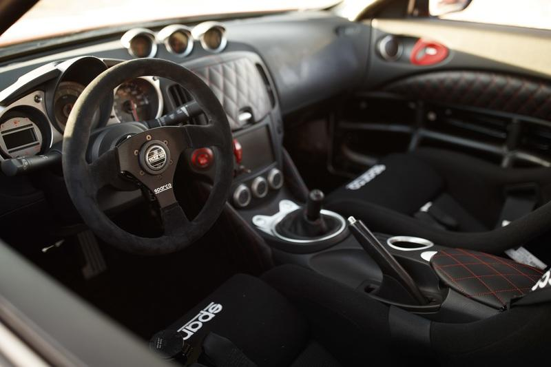 2018 Nissan Project Clubsport 23 Interior - image 802185