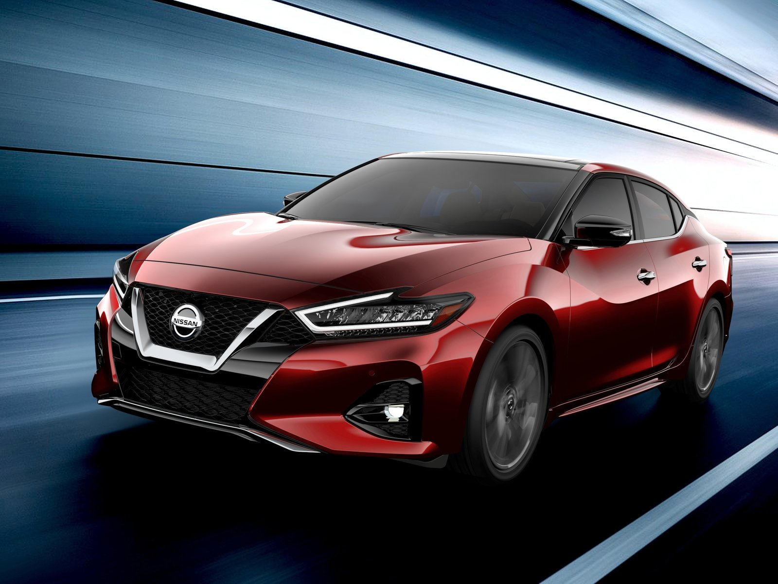 Nissan Teases The Refreshed 2019 Nissan Maxima; Will Debut ...