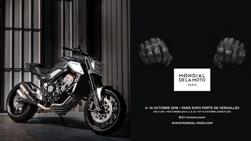 Peugeot Motocycles And Honda Hit A Hot Lick At the 2018 Paris Motor Show