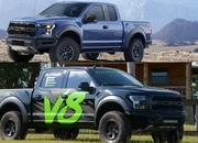 PaxPower Ford F-150 Raptor V-8 and Ford F-150 Raptor EcoBoost Comparison - image 801734