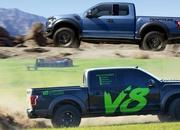 PaxPower Ford F-150 Raptor V-8 and Ford F-150 Raptor EcoBoost Comparison - image 801733