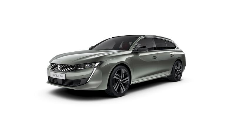 Peugeot Takes a Play Put of Mercedes' Playbook by launching the 2019 Peugeot 508 SW First Edition at the Paris Motor Show
