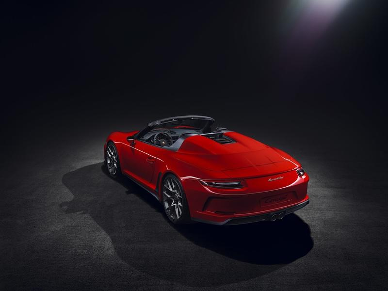 Porsche Confirms the 2020 911 Speedster with yet Another Concept - image 797966