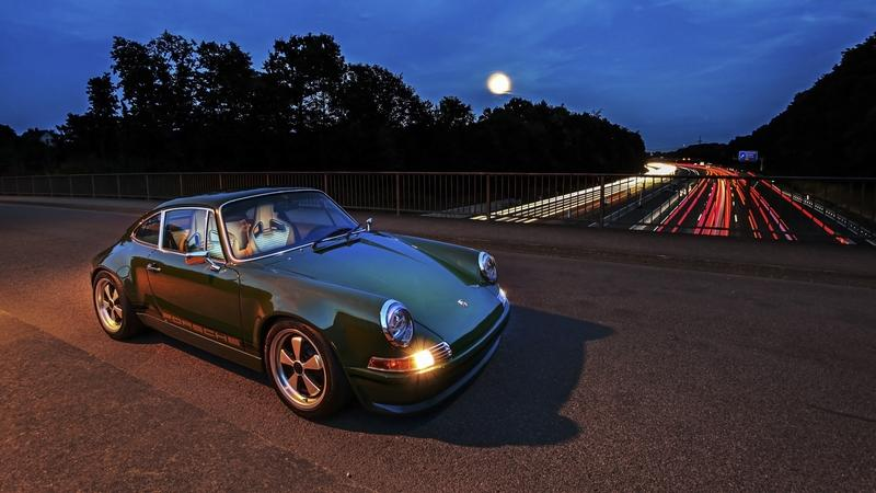 "1989 Porsche 911 ""The Speedy Irishman"" by DP Motorsports"