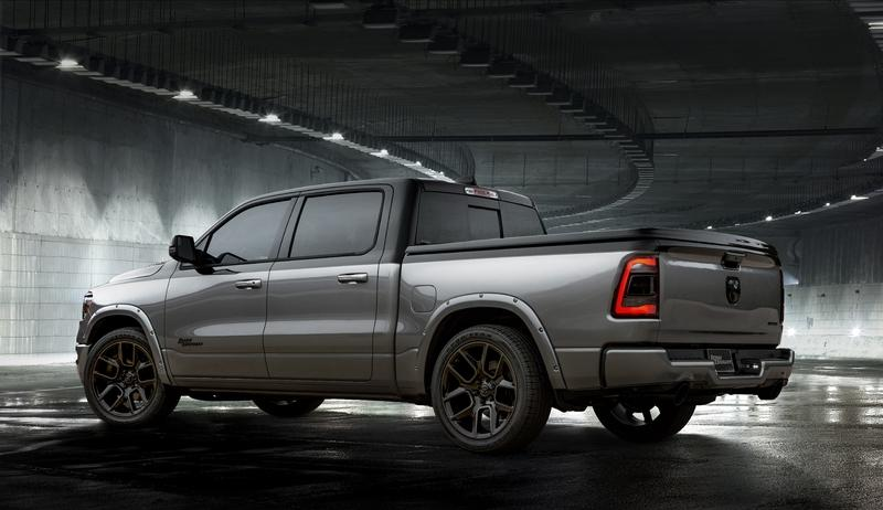 2018 Ram 1500 Big Horn Low Down Concept - image 801995