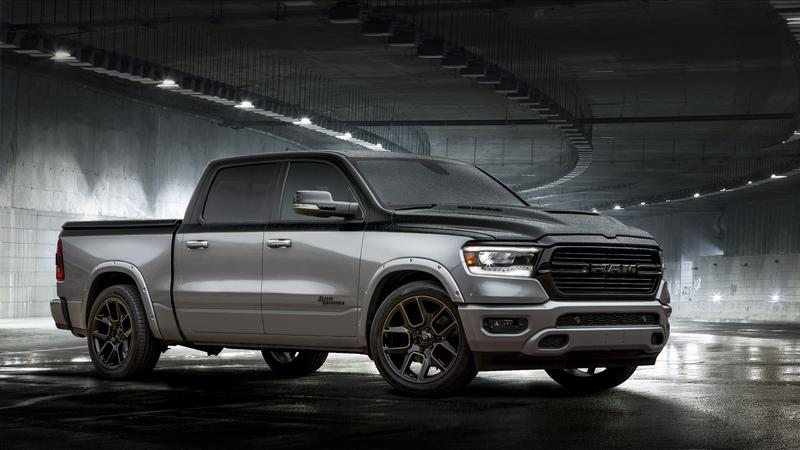 2018 Ram 1500 Big Horn Low Down Concept - image 801993